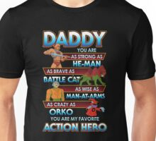 Dad - He Man Unisex T-Shirt
