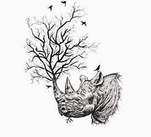 Hands Off Our Rhino! Stop The Poaching Unisex T-Shirt