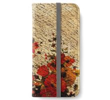 """""""Classic Calligraphy"""" 2 iPhone Wallet/Case/Skin"""