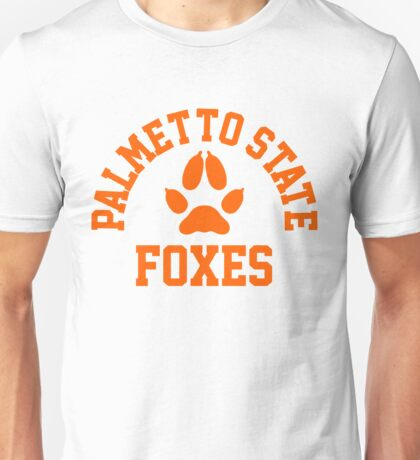 palmetto state arch crest orange Unisex T-Shirt