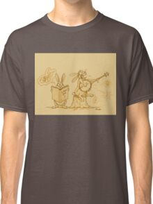Is Rock Dead? (colour) Classic T-Shirt