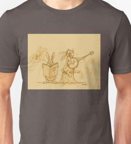 Is Rock Dead? (colour) Unisex T-Shirt