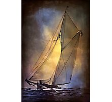 America's Cup  1887 Photographic Print
