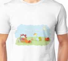 Happy easter day song Unisex T-Shirt
