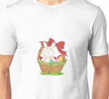 Happy easter wishes Unisex T-Shirt