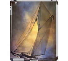 America's Cup  1887 iPad Case/Skin
