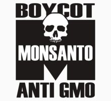 Monsanto - Anti GMO by IlluminNation