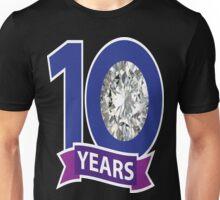 10 Years! Unisex T-Shirt