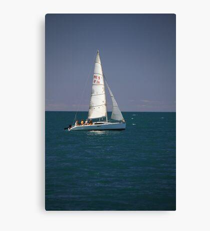 """""""Sardine"""", HI 5. Canvas Print"""