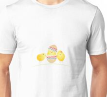 Happy easter royal Unisex T-Shirt