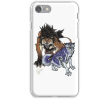 WereBitches iPhone Case/Skin