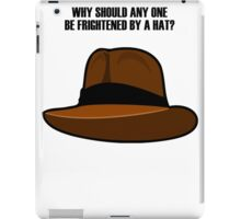 Adventurer Hat iPad Case/Skin