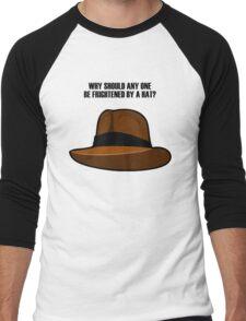Adventurer Hat Men's Baseball ¾ T-Shirt