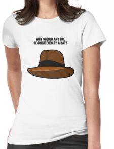 Adventurer Hat Womens Fitted T-Shirt