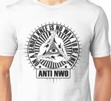 Anti NWO Unisex T-Shirt