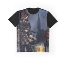 Red Riding Hell Graphic T-Shirt
