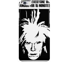 Andy Warhol iPhone Case/Skin