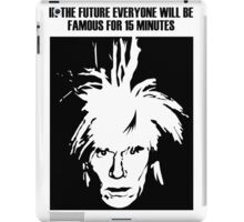 Andy Warhol iPad Case/Skin