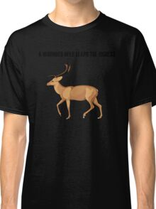 Animal walking Classic T-Shirt