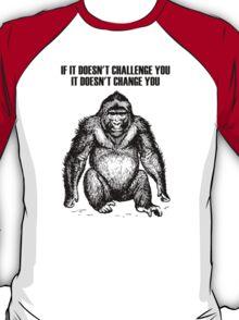 Ape sitting T-Shirt