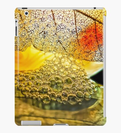 Seeds Upon the Field iPad Case/Skin