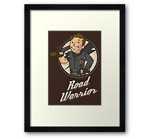 Road Warrior Framed Print