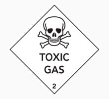 Toxic Gas One Piece - Short Sleeve