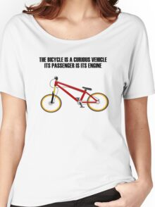 Bicycle Bike Women's Relaxed Fit T-Shirt