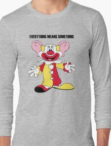 Big Earred Clown Long Sleeve T-Shirt