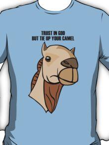 Camel Head T-Shirt