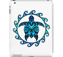 Tribal Turtle iPad Case/Skin