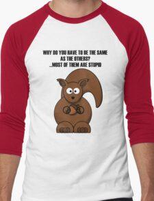 Cartoon Squirrel T-Shirt