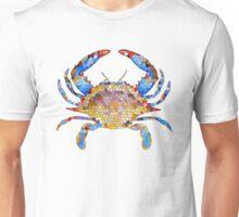 Chesapeake Bay Blue Crab Unisex T-Shirt