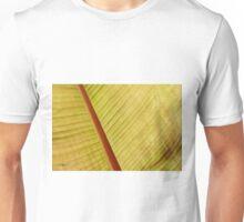 Leaf Awning Unisex T-Shirt