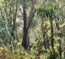 Bush Sparkle by Lozzar Landscape
