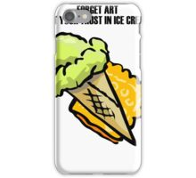 Ice cream iPhone Case/Skin