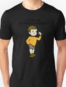 Little Boy Unisex T-Shirt