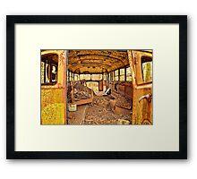 Hunting Home Framed Print