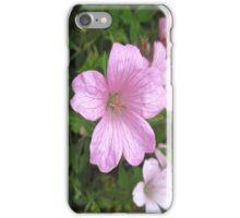 CRANESBILL - GERANIUM  iPhone Case/Skin