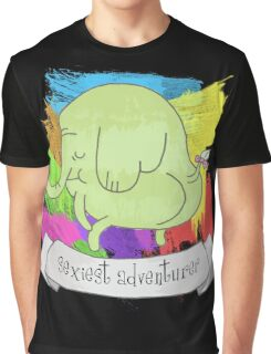 Tree trunks adventure time  Graphic T-Shirt