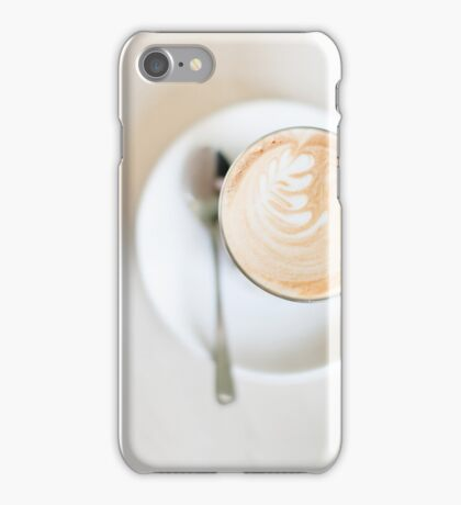 latte art... iPhone Case/Skin