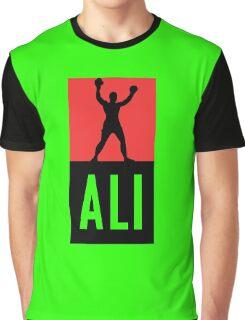 Ali - Muhammad Ali - Boxing Graphic T-Shirt