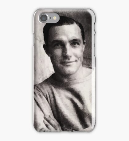 Gene Kelly, Actor and Dancer iPhone Case/Skin
