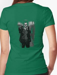 Taxi Photographer Womens Fitted T-Shirt