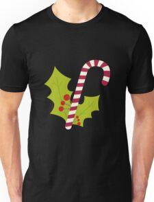 Candy cane Christmas Unisex T-Shirt