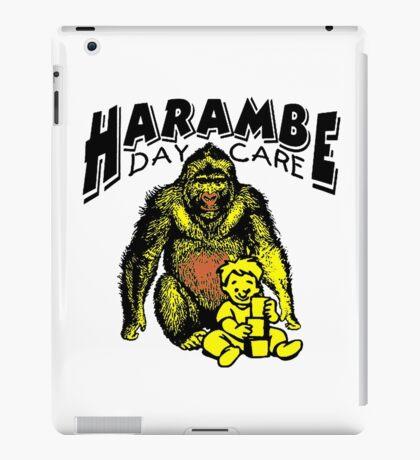 harambe iPad Case/Skin