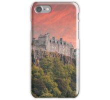 Stirling castle iPhone Case/Skin