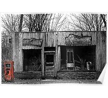 Funks Grove Country Store Poster