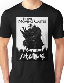 Studio Ghibli Howl's Moving Castle Shirt Unisex T-Shirt
