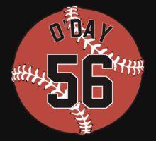 Darren O'Day Baseball Design T-Shirt